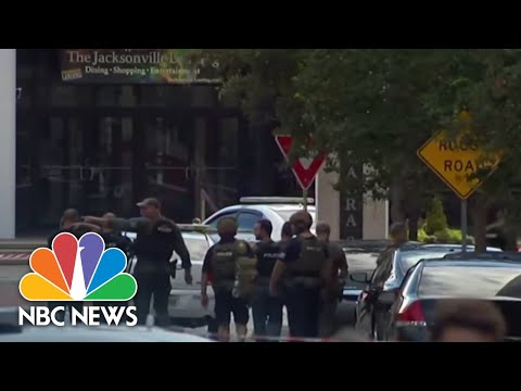 Officials Say Jacksonville Gunman Clearly Targeted Other Gamers | NBC Nightly News