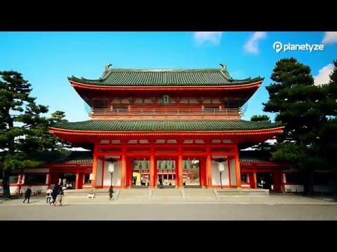 Heian Shrine, Kyoto | One Minute Japan Travel Guide