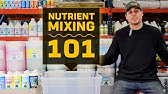 Nutrient and pH Auto-dosers for Hydroponic Gardens