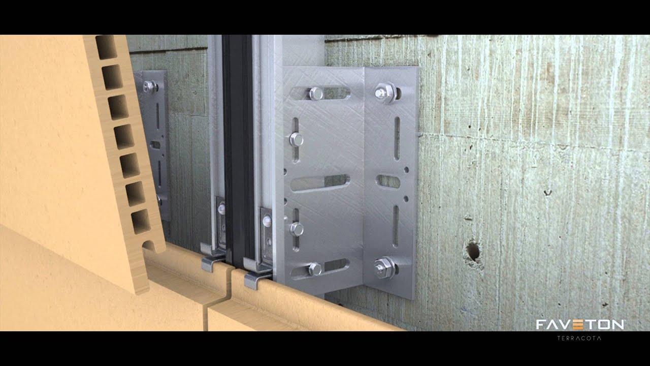 Faveton Terracota Ventilated Facade System Ceram 28 Youtube