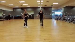 Cake Flo Rida- Dance Fitness Choreo by Ashley Nixon & Perla D.