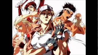 Fatal Fury 2: The New Battle - Keep On Calling