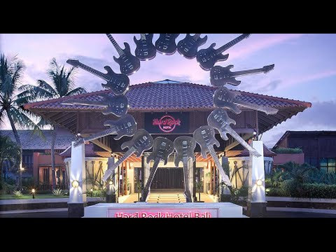Hard Rock Hotel, Kuta, Bali, Indonesia - Best Travel Destination