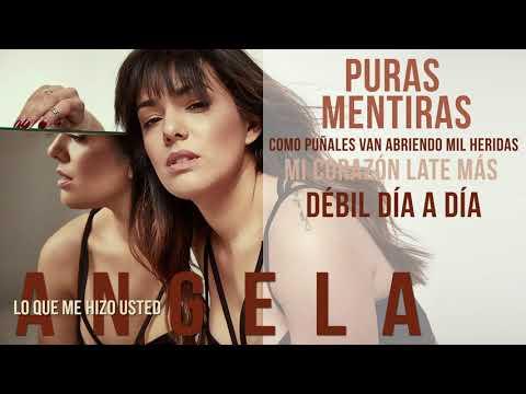 "Angela Leiva - ""Lo Que Me Hizo Usted"" (Video Lyric)"