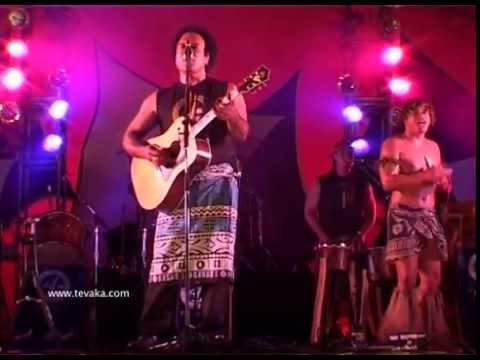 TE VAKA - PATE PATE (Live)
