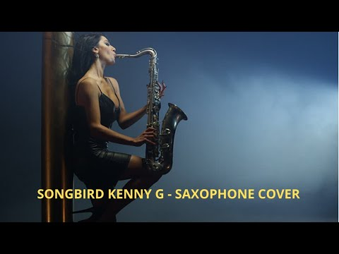 SONGBIRD KENNY G - Instrumental Saxophone - Played by Nikola Petrovski