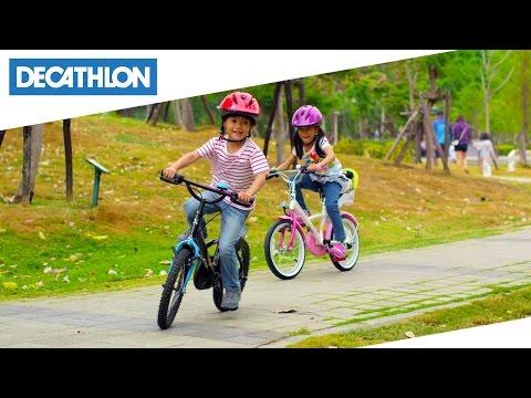 Bici Bambino E Bambina 16 Pollici Di Btwin Decathlon Italia Youtube