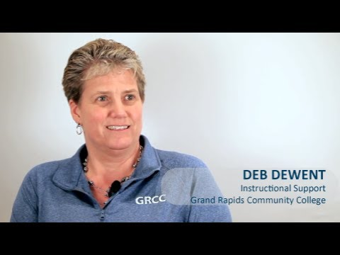 Grand Rapids Community College - Deb DeWent