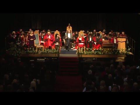 University of Aberdeen Winter Graduations - Thursday 3pm