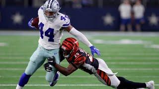 The Dallas Cowboys VS Bengals 2018  Preseason Thoughts 💭