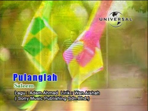 Saleem - Pulanglah (Karaoke)