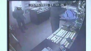 Ограбление ювелирного магазина в Астрахани