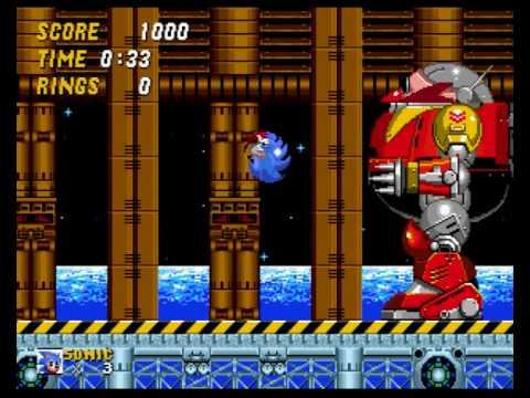 This Aint a Scene - Final Boss Remix (Sonic The Hedgehog 2)