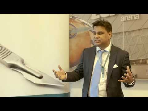 ASiT Conference 2016: Mr Shafi Ahmed, Silver Scalpel Award Winner