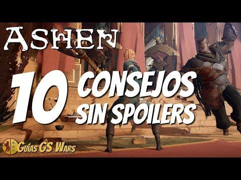 ASHEN | 10 Valiosos CONSEJOS SIN SPOILERS para Empezar Bien thumbnail