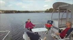 Floß Hausboot Ponton-Boot mieten kaufen selbst bauen Mecklenburg Berlin Brandenburg
