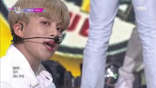 WAVE - 에이티즈(ATEEZ) [뮤직뱅크 Music Bank] 20190621