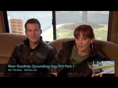 River Roadtrip: Groundhog Day 2011 Episode 1