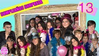 CUMPLEAÑOS SORPRESA DE MARTINA🎉  la mejor fiesta de  cumpleaños🎊Cumplo 13! LA DIVERSION DE MARTINA