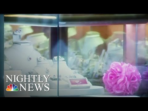 Jewelry Conglomerate Accused Of Creating Culture Of Sexual Harassment | NBC Nightly News