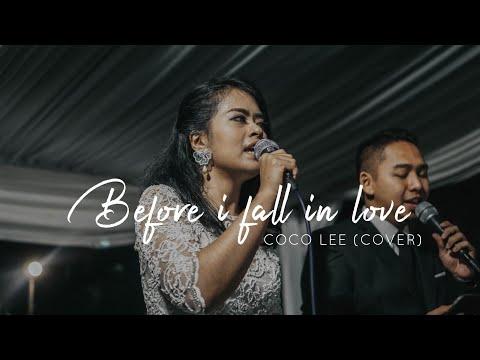 Coco Lee - Before i fall in love (cover) Cikallia Music