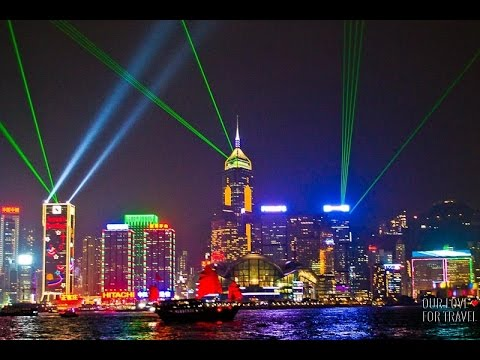A Symphony of Lights - Hong Kong