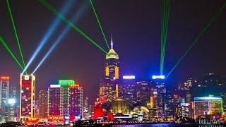 A Symphony of Lights - Hong Kong