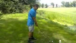 Grając w golfa nie klnie się!