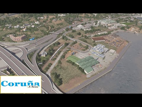 Cities Skylines: Coruña A Nova - EP 1 - Intersections, Schoo
