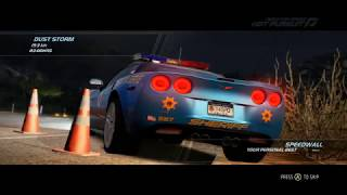 Need For Speed: Hot Pursuit (PC) - SCPD - Dust Storm [Hot Pursuit]