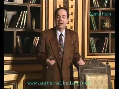 سعد الله آغا القلعة يشرح الأسلوب الذي اعتمد في كتابة وتقديم برنامجه التلفزيوني عن أسمهان 1-1
