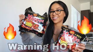 I'M ADDICTED TO SPICY NOODLES - LEARN HOW TO COOK THEM 🔥