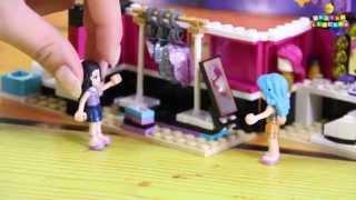 Pop Star Dressing Room / Garderoba Gwiazdy Pop - 41104 - Lego Friends