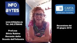 Feedback video Rabino Silvia (Docente della scuola dell'infanzia)