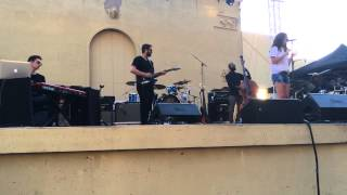 Nikki Yanofsky - Waiting on the sun - Les Arts Verts 15/07/2015