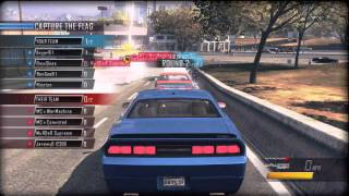 Team Capture the Flag DRIVER San Francisco   Online Multiplayer Gameplay HD