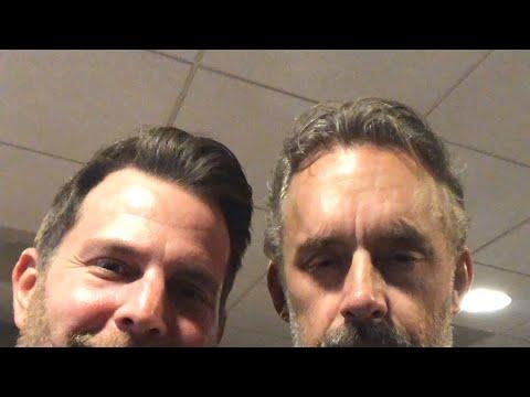 Najlepiej ogromny wybór świetne dopasowanie Dave Rubin and Jordan Peterson live in Phoenix (12 Rules tour)
