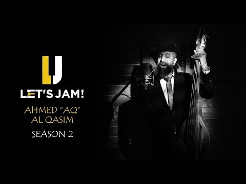 Lets Jam S2 - Ahmed AQ Alqasim| Hit the Road Jack|شاب الشعر |Prince Ali Aladin  لتس جام أحمد القاسم