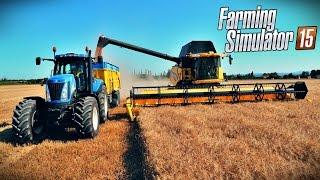 Farming Simulator 2015 - Minha NOVA FAZENDA Online