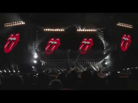 The Rolling Stones Live (4K) - FOS - Jumpin' Jack Flash - #No Filter Tour 2017 - Stadtpark Hamburg