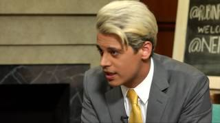 Milo Yiannopoulos Nails It about cultural libertarianism and the rise of Trump