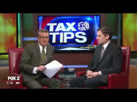 Scott Carty WJBK How to Spend Your Tax Refund 3.13.2016