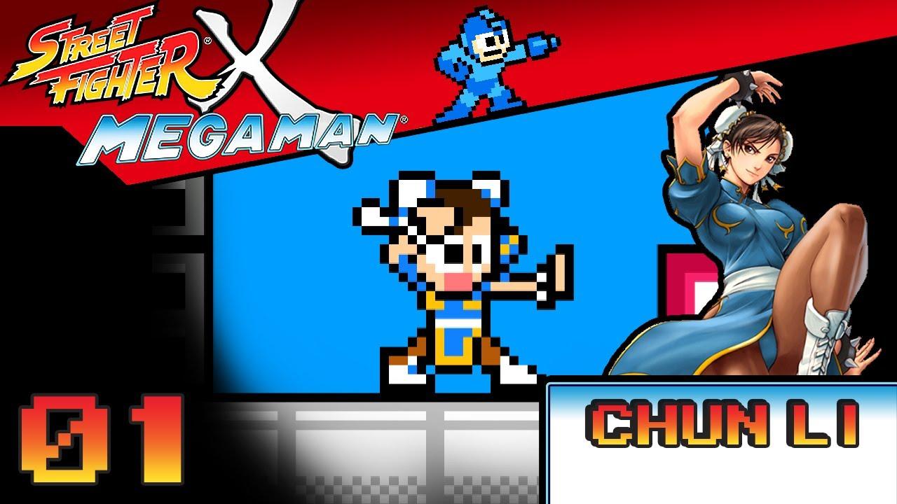 Street Fighter X Mega Man - Ep...