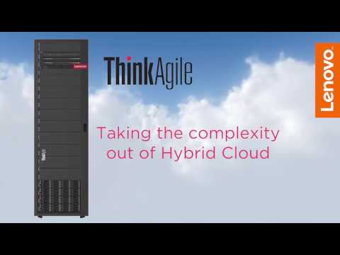 Overview: Lenovo ThinkAgile SX for Microsoft Azure Stack