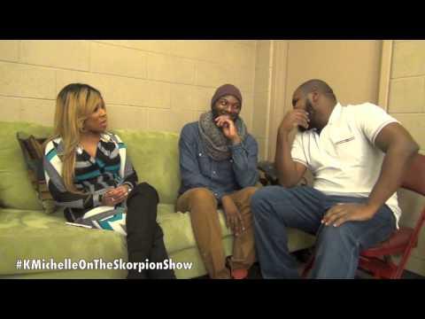 K. Michelle Talks Rebellious Soul, Love & Hip Hop, Tamar Braxton Beef & More With The Skorpion Show