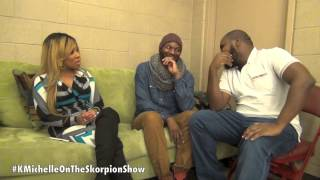 K. Michelle Talks Rebellious Soul, Love & Hip Hop, Tamar Braxton Beef & More With The Skorpion Show