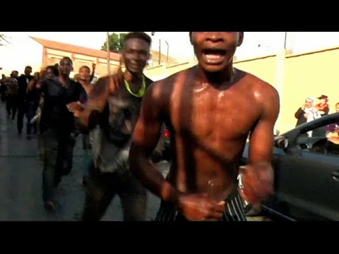 Spain: More than 100 migrants forced their way in to Ceuta