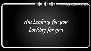 Jux Ft Joh makini - Looking for you  Lyrics