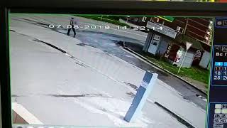 В Абакане сбит пешеход