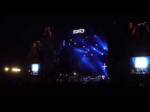 New Order Vs Nine Inch Nails Lollapalooza Argentina 2014 (My personal nightmare)